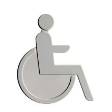 Figurine handicapé NY.PCT 4