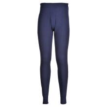 Pantalon thermique bleu marine