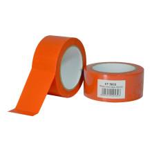 Ruban adhésif PVC orange ECO