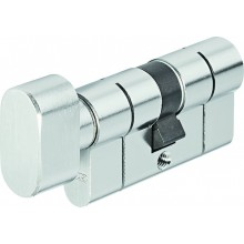 Cylindre ABUS D66 à bouton