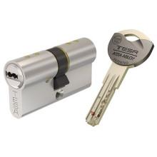 Promo cylindre de serrure TESA TX-80 VD à 2 entrées de clé