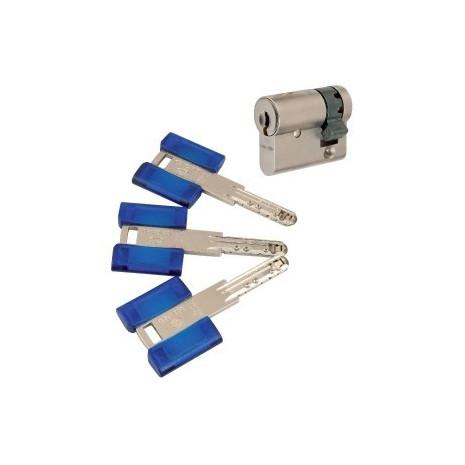 Demi-cylindre de serrure BRICARD CHIFFRAL S2