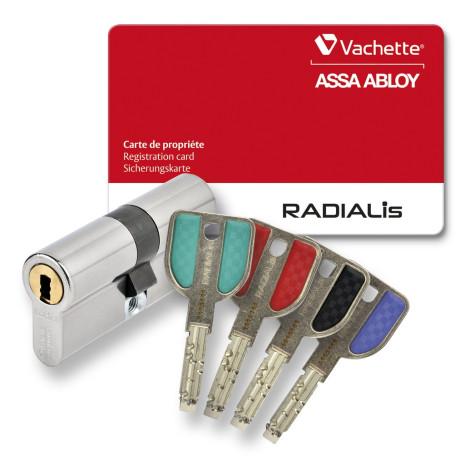 Cylindre VACHETTE  RADIALIS 2 entrées