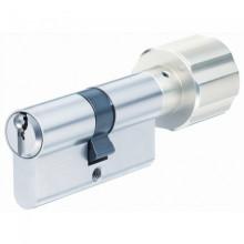 Cylindre de serrure - ABUS ZOLIT 2000 à bouton