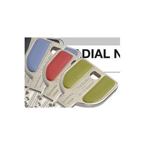 Enjoliveur Clé RADIAL NT ( Lot de 4 pour 1 clé)