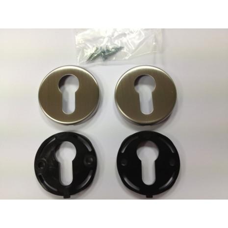 Rosaces Aluminium Inox