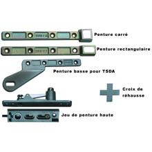 Accessoires pour pivots TSP-TSA
