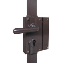 Coffre HB3 vertical réversible
