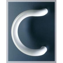 Poignée de porte battante demi-lune NY.STG 84