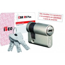 Demi-cylindre de serrure ISEO R9 Plus
