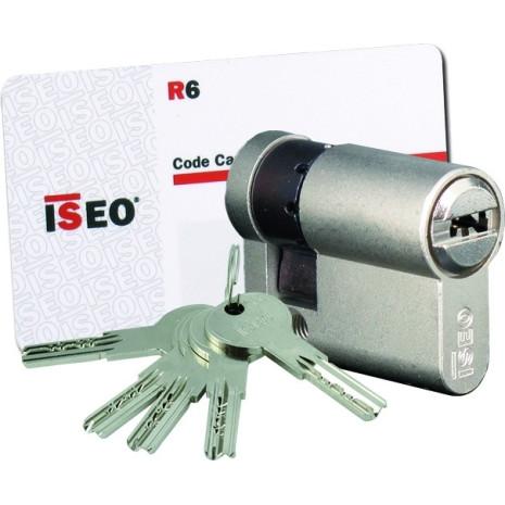 Demi-cylindre de serrure ISEO R6