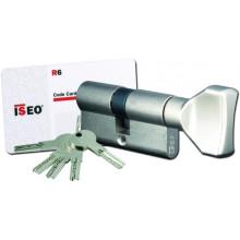 Cylindre de serrure ISEO R6 à bouton