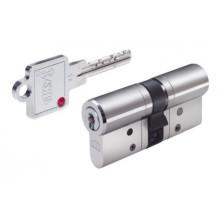 Cylindre de serrure BKS JANUS 45 à 2 entrées de clé