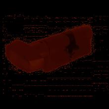 Cylindre de serrure TESA Tx80 à bouton avec 5 clés