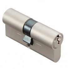 Cylindre de serrure DOM K1 à 2 entrées de clé