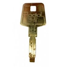 clé vachette radial SI
