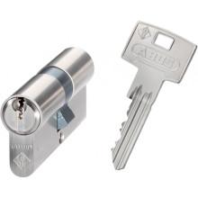 Cylindre de serrure ABUS S5+ à 2 entrées de clés