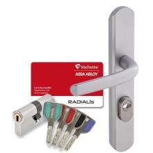 Pack - Radialis 4 clés -Sécumax One