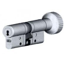 Cylindre BKS JANUS 45 à bouton