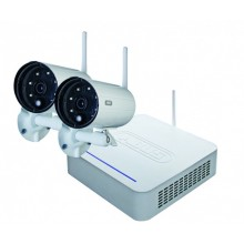 Kit vidéosurveillance radio avec 2 caméras ABUS