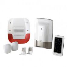 Pack alarme sans fil Tyxal+ avec sirène extérieure